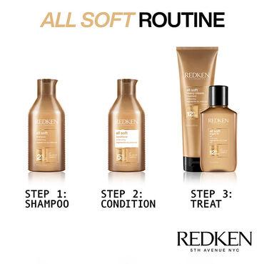 Redken All Soft Heavy Cream 250ml