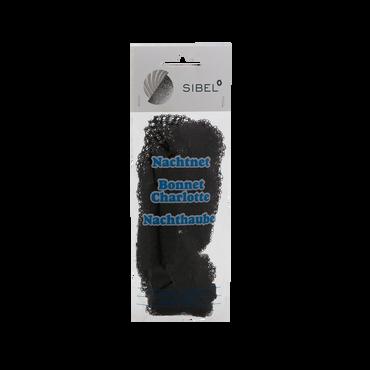 Haarnetz für die Nacht Cordonnet in Braun
