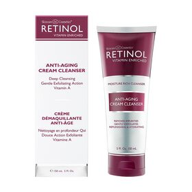 Retinol Anti-Aging Cream Cleanser 150ml