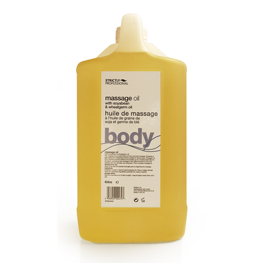 STRICTLY PROFESSIONAL Body Massage Oil 4l