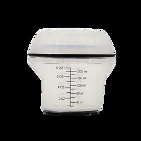 Sibel Color Shaker Jet Set Transparant 200ml/009995142