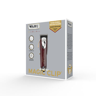 Wahl Clipper 5 Star Magic Clip Cordless