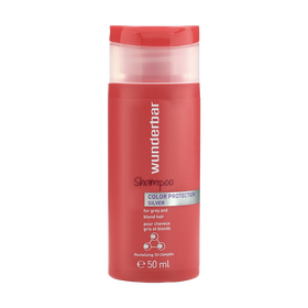Wunderbar Color Protect Silver Shampoo 50ml