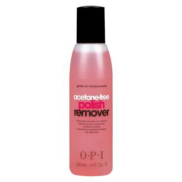 OPI Acetone Free Polish Remover 110ml