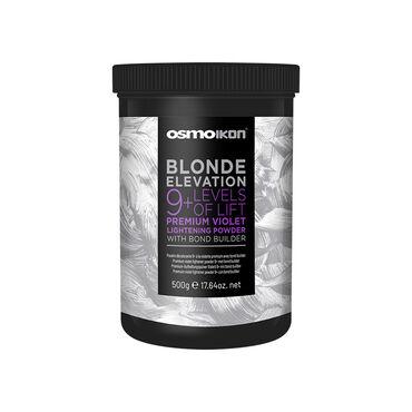 Osmo IKON Blonde Elevation Premium Violet Bleach 9+ With Bond Builder 500g
