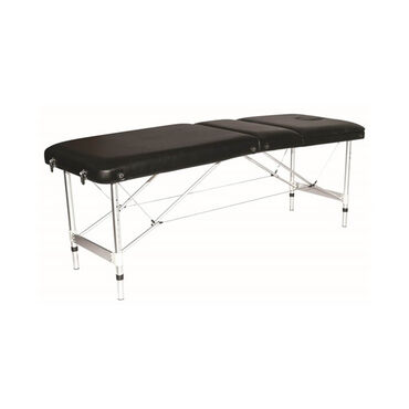 Salon Services Beauty Bed Portable Black With Case