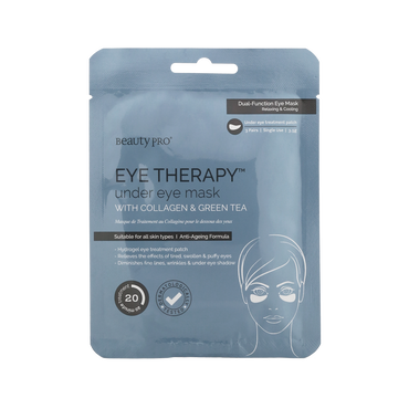 Beauty Pro Eye Mask Eye Therapy 3pcs With Collagen