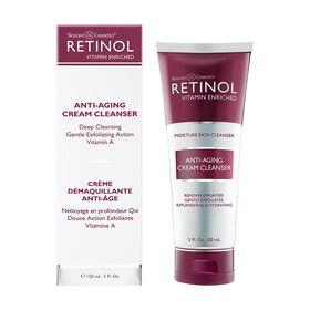 Retinol Anti-Aging Cremereiniger 150ml