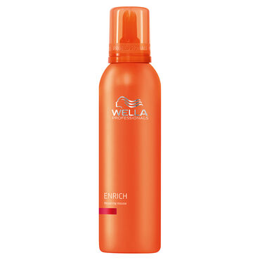 WELLA Invigo Nutri-Enrich Repairing Mousse 150ml