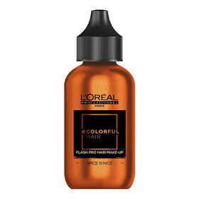 L'Oréal Colorful Hair Flash Pro Hair Make-Up 60ml - SpiceIsNic