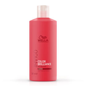WELLA Brilliance Coarse Shampoo 500ml