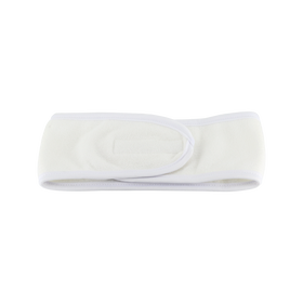 SIBEL Headband Velcro Cosmetic White/505112401