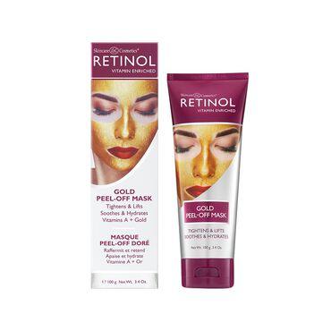 Retinol Gold Peel-Off-Maske 100ml