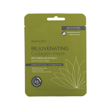 Beauty Pro Mask Collagen Rejuvenating 23g