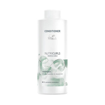 WELLA NutriCurls Conditioner 1000ml