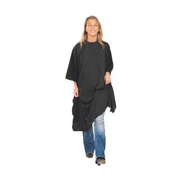 Sibel CAPE ECONMYSS 4 BUTTON BLACK 1pcs