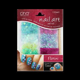 CINA Nail Art Kit Flirtini