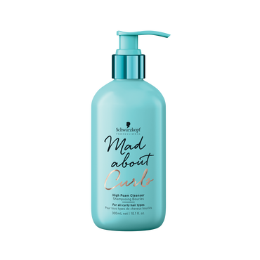 Schwarzkopf MA Curls High Foam Cleanser 300ml