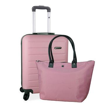 Koffer & Tragetasche Rosa