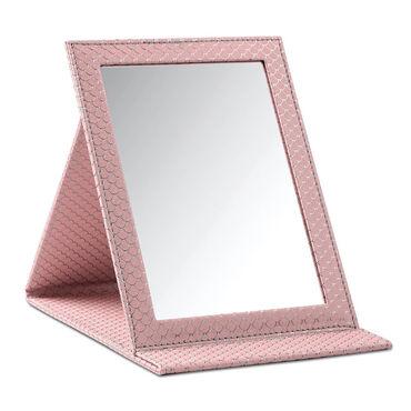 Salon Services Easel Faltbare Make-Up Spiegel Pink Mermaid
