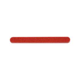 ASP Nail File Red Tiflon 80