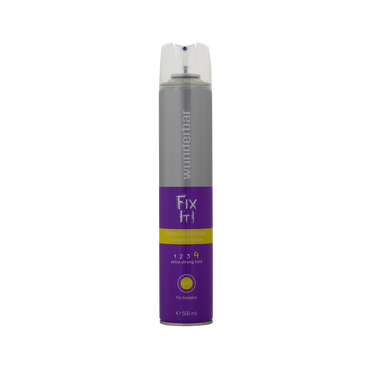 Fix-It! Fixing Hairspray 4-extra strong hold