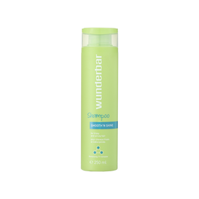 WUNDERBAR Smooth Shine Shampoo 250ml