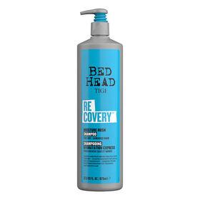 Tigi Bed Head Recovery Shampoo für den Feuchtigkeitsrausch für trockenes, geschädigtes Haar 970ml