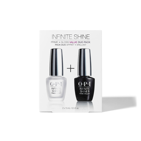 OPI Infinite Shine Primer et Gloss Duo Pack
