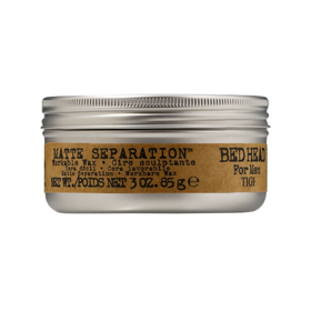 TIGI B For Men Matte Separation Workable Wax 85g