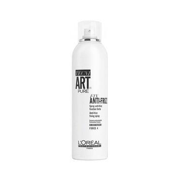L'Oréal TecniArt Fix Anti Frizz Pure 400ml