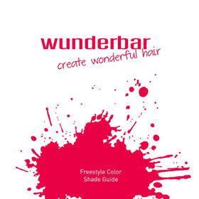 Wunderbar Freestyle Color Chart