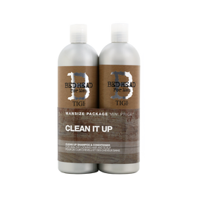 TIGI Clean It Up Duo Pack 2016 2x750ml