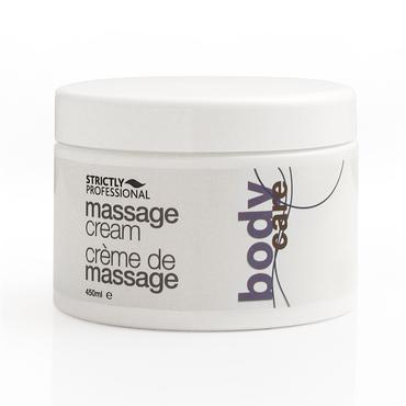 STRICTLY PROFESSIONAL Body Massage Cream 450ml