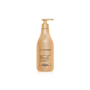LOREAL SE AR Gold Shampoo 500ml