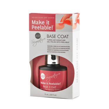 ASP Make it Peelable Base Coat 9ml