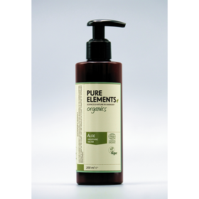 Pure Elements Glättender Aloe Nektar - BIO 200ml