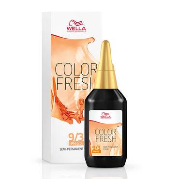 Wella Professionals Color Fresh Demi-Permanente Farbe 75ml