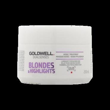 GOLDWELL DS B&H 60 Sec. Treatment 200ml