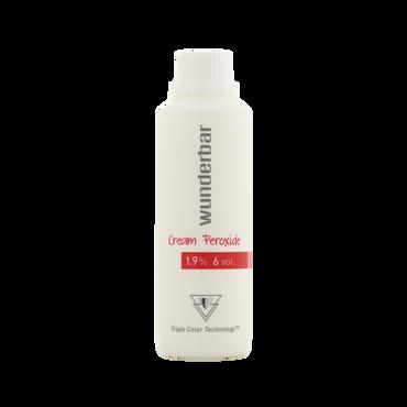 WUNDERBAR Cream Peroxide 1.9%-6Vol 120ml