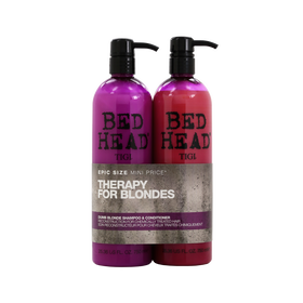TIGI Therapy For Blondes Duo Pack 2016 2x750ml