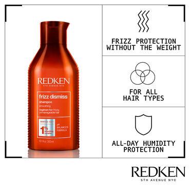 Redken Frizz Dismiss Sulfate Shampoo 300ml