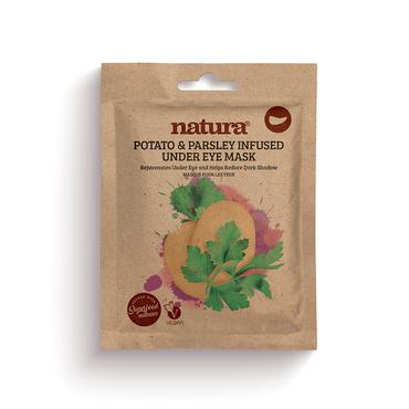 NATURA Mask Potato&Parsley infused Under-Eye 22ml