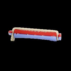 Sibel BI-Color Dauerwell-Wickler Kurz 9mm Blau-Rot 12St.