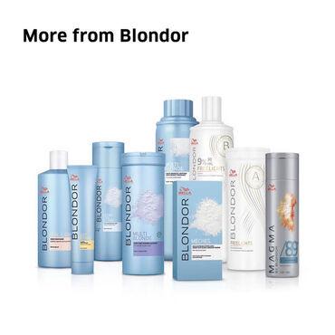 Wella Professionals Blondor Multi Blonde Granules 500g