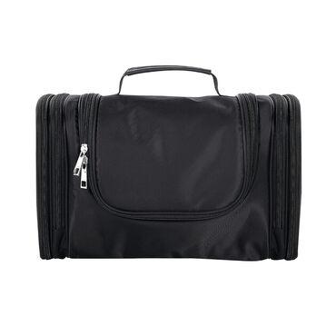 S-PRO S Pro Cosmetic Nail Artist travel Bag Black
