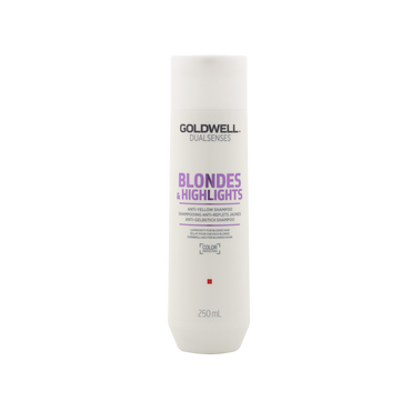 GOLDWELL DS B&H Anti-Yellow Shampoo 250ml