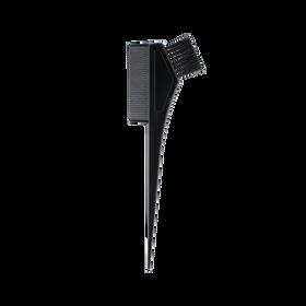 Sibel Tinting Brush With Comb Black