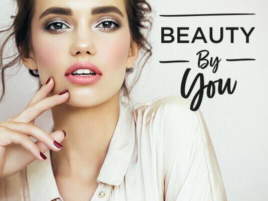 Beauty By You. Professionelle Produkte und Tipps für die Anwendung zu Hause!